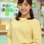 女子アナがかわいい!YTV増井渚アナの出身大学や結婚の噂など
