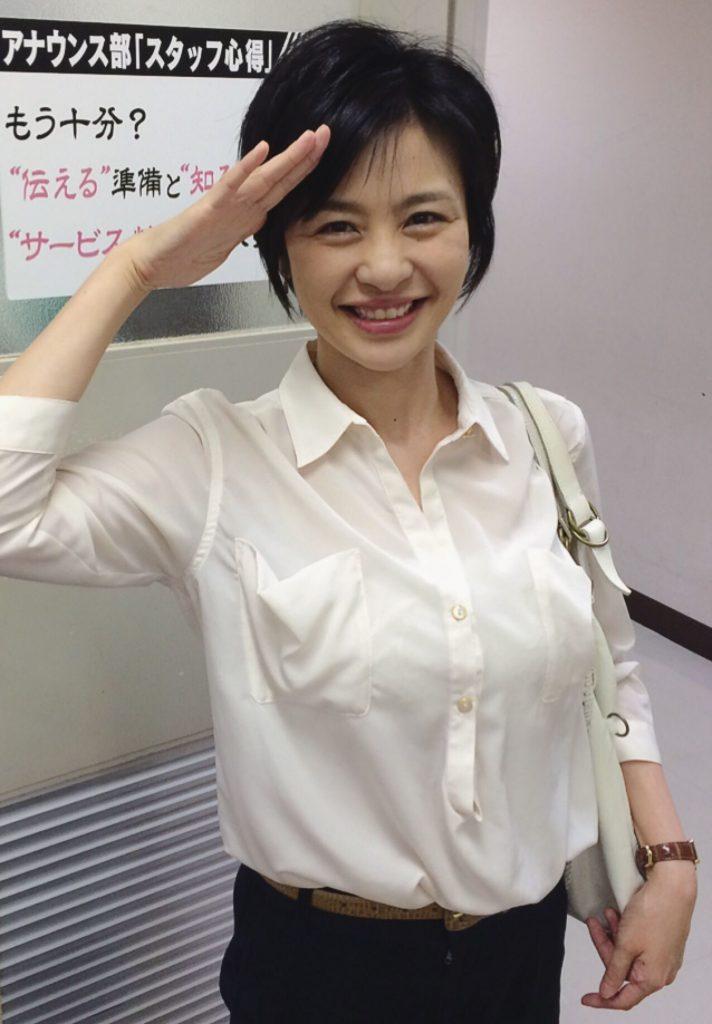望月 アナ 中京 テレビ